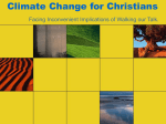 Climate Change for Christians