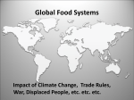 Global Food Systems