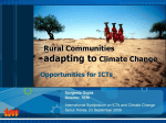Rural Communities adapting to climate change picture