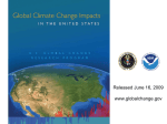 Powerpoint 1: Global Climate Change