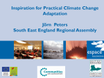 Inspiration for Practical Climate Change Adaptation
