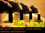 8.3 Global warming - science