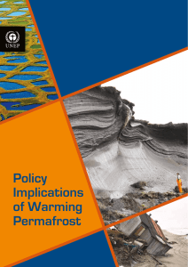 Policy Implications of Warming Permafrost