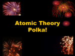 Atomic Theory Polka!