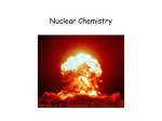 Nuclear Chemistry - Mona Shores Blogs