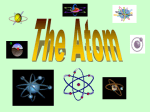The Atom Power point - Effingham County Schools