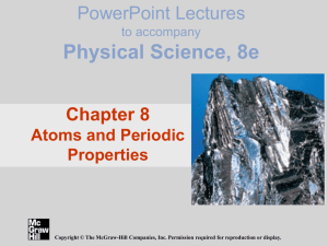 08_lecture_ppt - Chemistry at Winthrop University