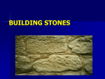 BUILDING STONES - Middle East Technical University
