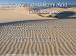 Eolian Landforms and Landscapes