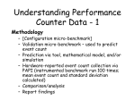 Understanding Performance Counter Data