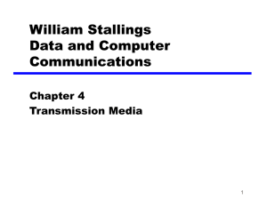 William Stallings Data and Computer