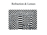 Chapter 14 Refraction ppt