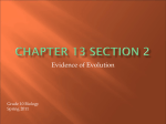 Chapter 13 Section 2 - Warren's Science Page