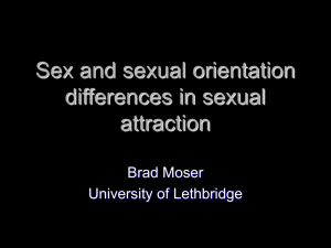 Moser - University of Lethbridge