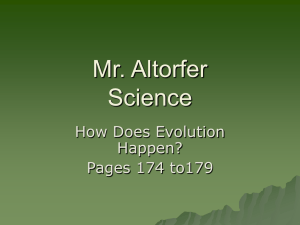 Mr. Altorfer Science