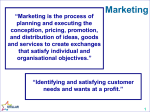 Marketing Mix - Stellar Leadership