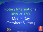 Rotary International District 1260