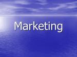 Marketing - Frosty's Business Studies Blog