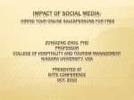 Internet Marketing - Niagara University
