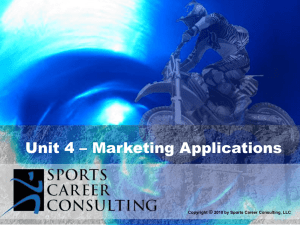 Examples of Sports Marketing