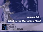 The Marketing Plan - Bremen High School District 228