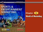 Introduction to Sports Marketing Notes