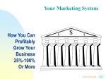 How you can profitably grow your Contractor`s Business 25%