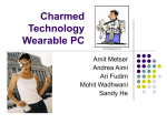 Charmed Technology - Wearable PC