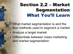 V2Chapter2.2MarketSegmentation