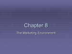 Chapter 8 marketing
