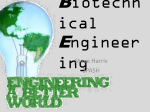 Biotechnical Engineering
