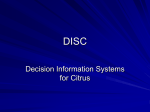 DISC - University of Florida