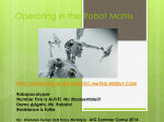 File - Operating In The Robotic Matrix