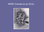 Why the Axis Powers Lost WWII……