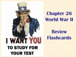 Chapter 13 Test Review Flashcards