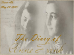 The Diary of Anne Frank - Etiwanda E