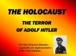 the holocaust - OCPS TeacherPress