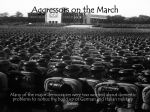 Agressors on the March 31.4
