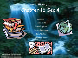 Chapter 16 Sec.4