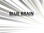 Blue-Brain Technology