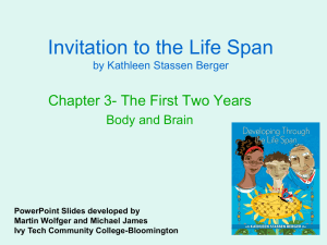 Invitation to the Life Span by Kathleen Stassen Berger