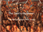 The Devil`s Horsemen