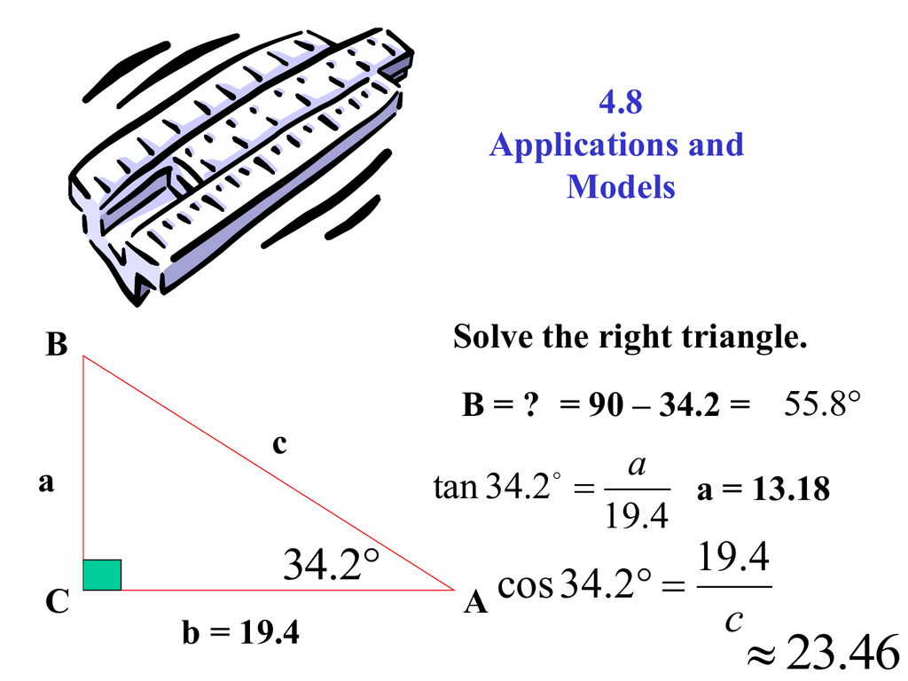 precalculus 4.8 homework applications and models