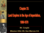 Chapter_25__Land_Empires - San Marcos Unified School District