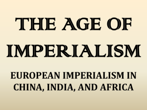Imperialism-Power-Point