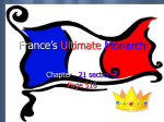 France`s Ultimate Monarch