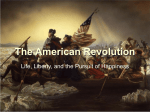 The American Revolution - Online