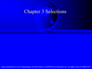 Chapter 3 Control Methods
