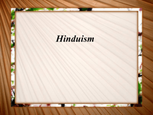 Hinduism - Collierville Middle School