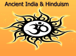 India and Hinduism PP Notes (2)